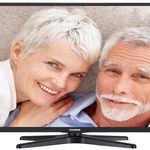 Telefunken D39F272I3 – 39 Zoll Senioren TV mit triple Tuner und Sonderfunktionen für 239,99€