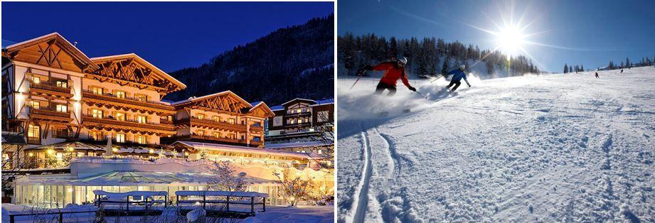 Tirol 4,5 * Wellness Hotel Oberforsthof in Sankt Johann in Tirol p.P. pro Nacht ab 199€ + Kinderrabatt