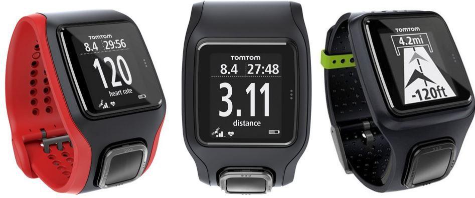 TomTom Uhren TomTom Sportuhren mit 40% Rabatt @Amazon