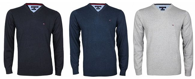 Tommy Hilfiger Classic Pullover ab 32€   VSK frei ab 40€