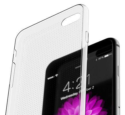 Transparente iPhone 6 6S Hülle Transparente iPhone 6 / 6S Hülle ab 2,99€