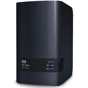 Western Digital My Cloud EX2   NAS Server Leergehäuse ohne Festplatten ab 109€ (statt 163€)