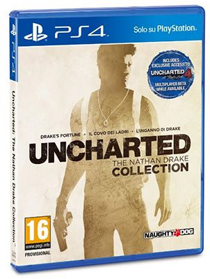 Uncharted: The Nathan Drake Collection (PS4) für 37,95€ (statt 49€)