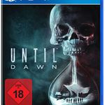 PS 4 Game: Until Dawn Special Steelbook Edition mit USK18 für 39,97€