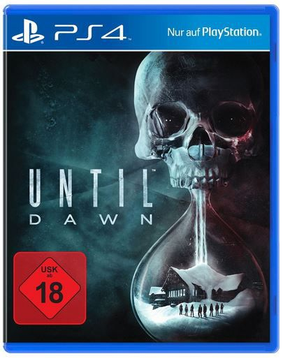 Until dwan PS 4 Game: Until Dawn Special Steelbook Edition mit USK18 für 39,97€