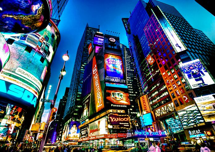 W New York Downtown Times Square Night Silvester 6 Tage new York + Flüge + 4*S Hotel 1.499€ p.P.