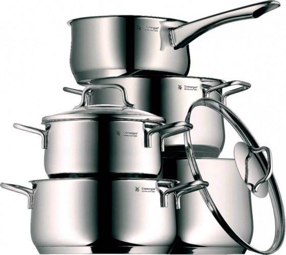 WMF Collier WMF Collier Kochgeschirr Set 5 tlg. für 89€ inkl. Versand (idealo 108€)