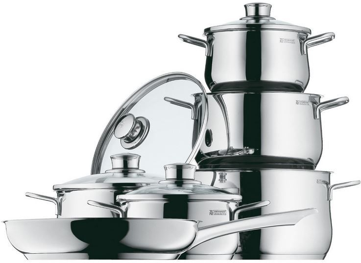 WMF Diadem Plus Kochtopf Set statt 200€ für 99,99€