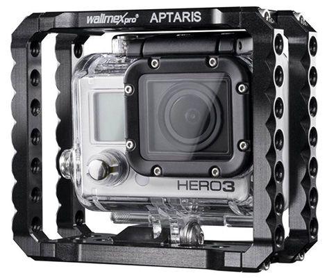 Walimex Pro Aptaris Cage Preisfehler? Walimex Pro Aptaris Cage System für GoPro Hero für 52,90€ (statt 95€)