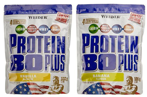 Preisfehler? 2er oder 3er Pack Weider Protein 80 Plus Beutel ab 10,95€ (statt 32€)