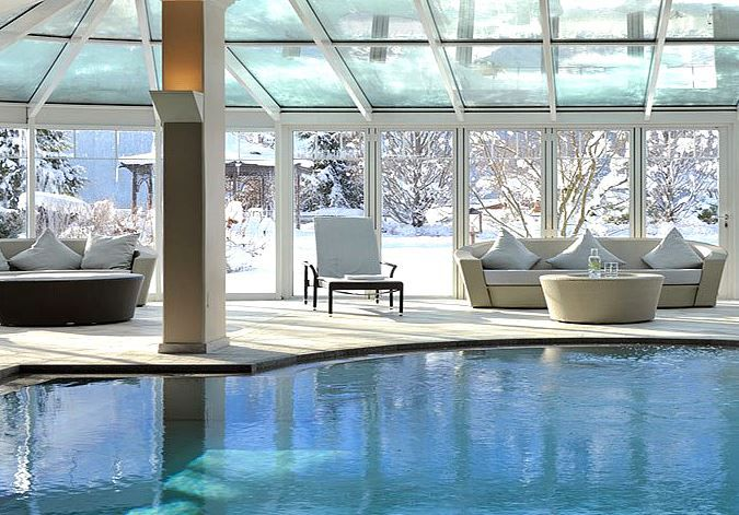 4,5 * Wellness Hotel Oberforsthof in Sankt Johann in Tirol p.P. pro Nacht ab 199€ + Kinderrabatt