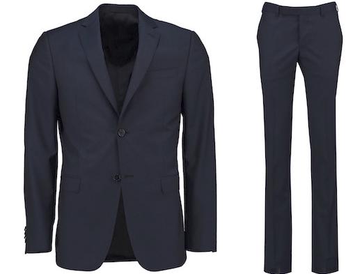Z Zegna Herren Anzug (Sakko & Hose) für 494€ (statt 899€)