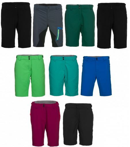 Ziener Damen Fahrrad Shorts  für nur 4,95€