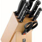 Zwilling Twin Chef Messerblock 8-teilig nur 99,99€ (Vergleich 153€)