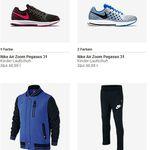 Nike Sale mit 50% Rabatt + 30% Extra Rabatt + VSK frei – Top!
