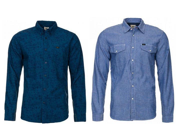 Lee   Herren Hemden für nur 14,99€