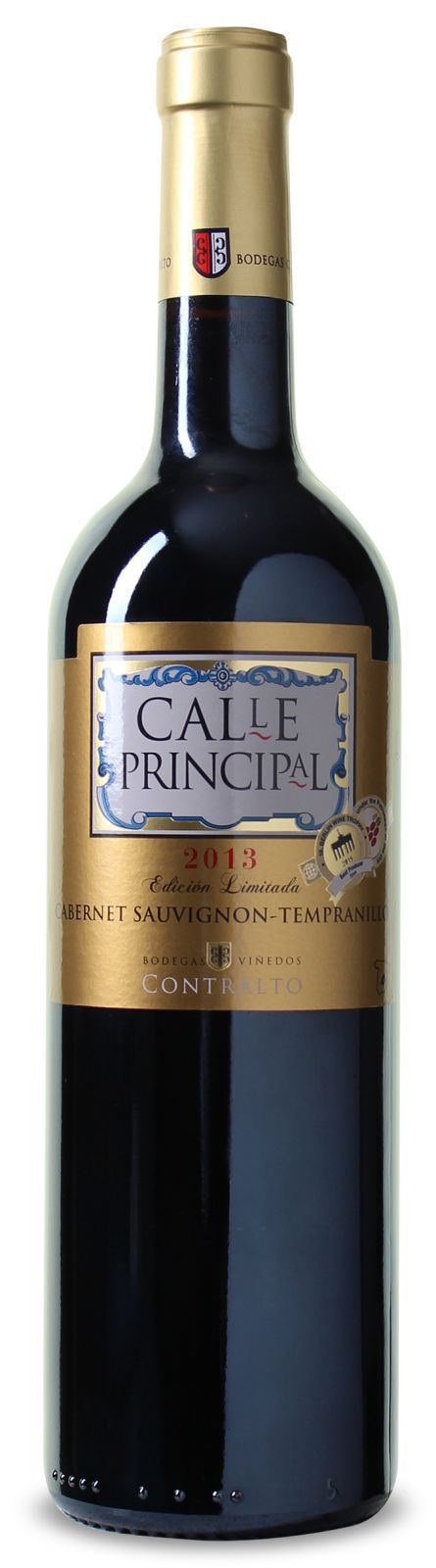 6 Flaschen Bodegas Vinedos Contralto – Calle Principal – Edición Limitada für 28€