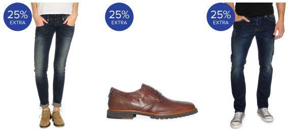 Nur heute bis zu 25% Extra Rabatt bei dress for less + 10% Gutschein