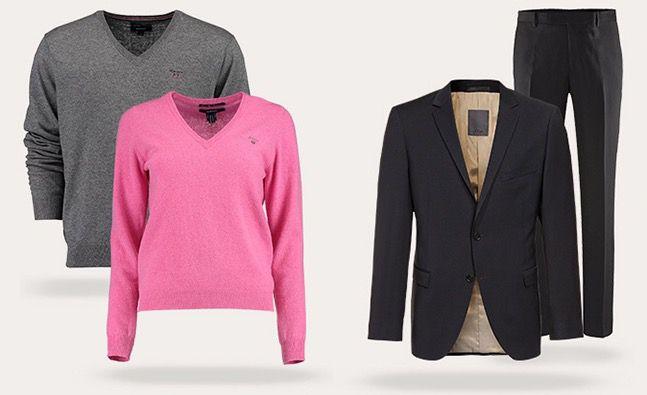 engelhorn Tagesangebote s.Oliver Premium Anzug für 155€ oder Gant Pullover ab 65€ bei engelhorn