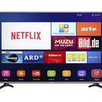 Hisense UB55EC591 – 55 Zoll UHD Smart TV mit USB Recording für nur 599,99€