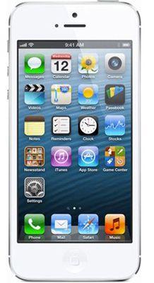 Apple iPhone 5 mit 16GB in Weiß für 239€   wie neu ohne Gebrauchspuren