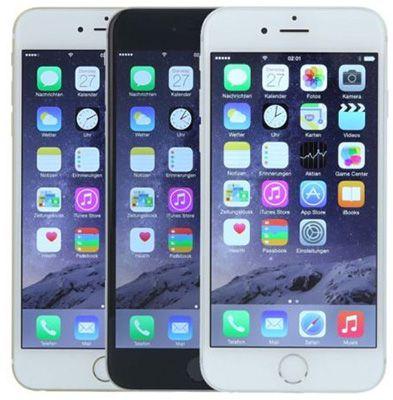 iPhone 6 mit 16GB   REFURBISHED   für 358€ (statt 529€)