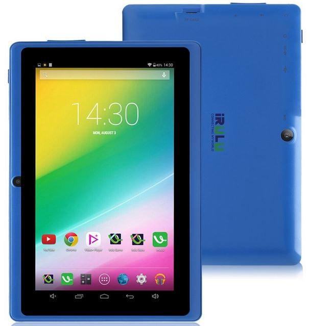 iRULUX iRULU eXpro X1   Android 4.4   7 zoll Tablet für nur 39,94€