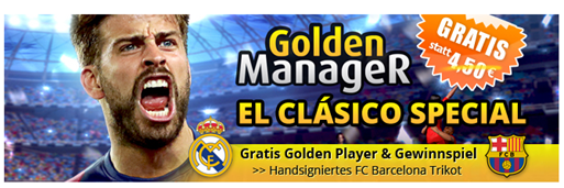 "image393 iPhone App ""Golden Manager""   Golden Player im Wert von 4,50€ gratis  + Chance auf FC Barcelona Trikot"