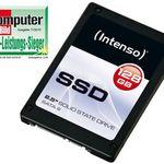 Intenso SSD SATA III – 120 GB interne SSD für 30€