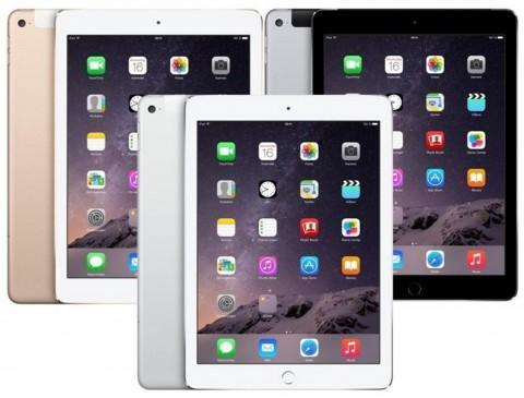 iPad Air 2 128GB LTE für 669,90€ inkl. VSK