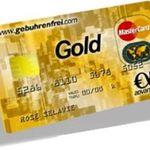 Dauerhaft gebührenfreie Mastercard Gold + 40€ Prämie – Update