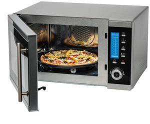 Medion MD 15501   4 in 1 Mikrowelle mit Grill für 99,95€ (statt 119€)