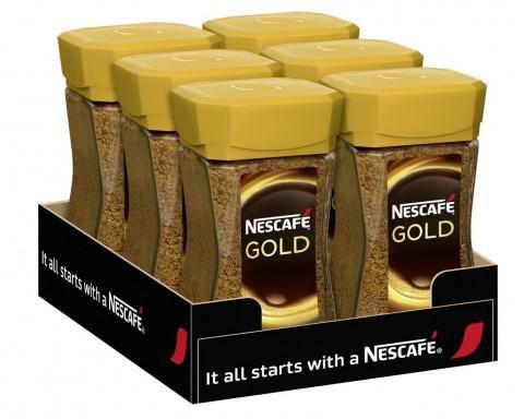 Preisfehler ?! 6er Pack NesCafe Gold für 9,50€ inkl. Versand (Statt 60€)