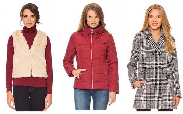 20% Rabatt auf alle Jacken und Pullover bei orsay