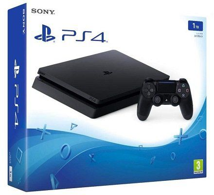 Sony Playstation 4 Slim mit 1TB für 277€ (statt 312€)