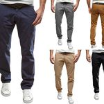 MERISH Chino Regular Fit Hosen in 8 Farben für je 14,90€