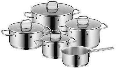 5 tlg. WMF Collier Kochgeschirr Set für 99€ (statt 115€)
