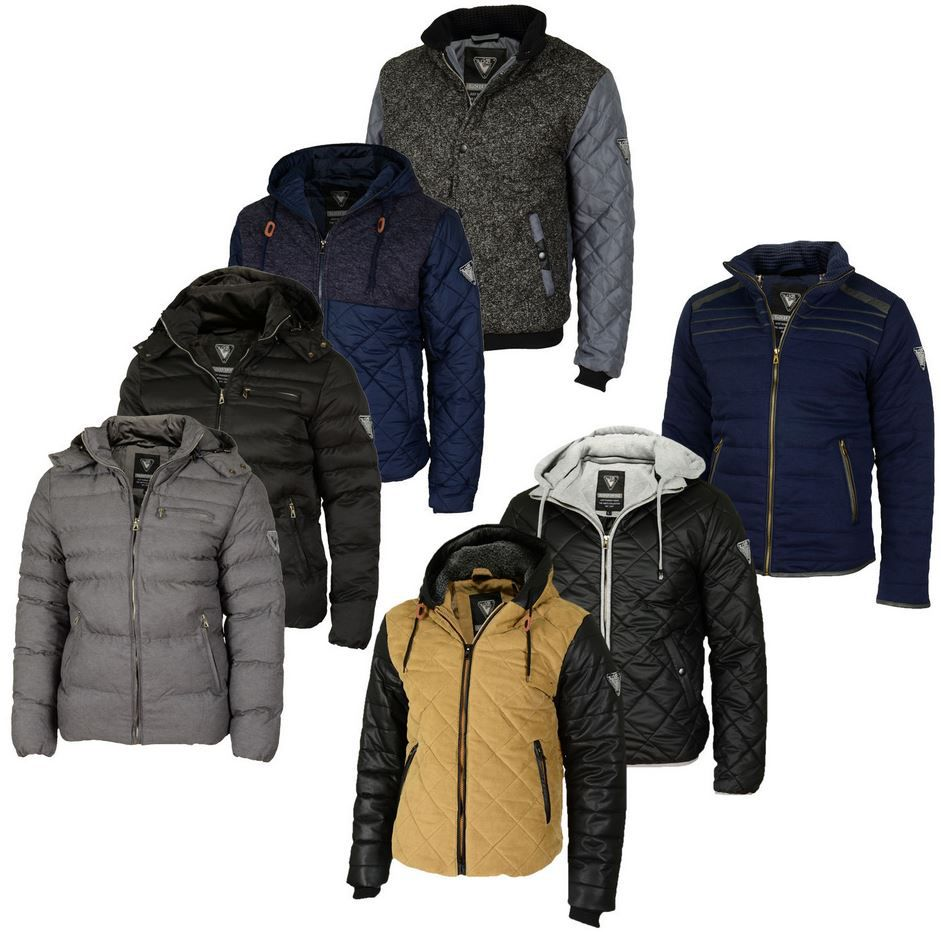 sucker grand Sucker Grand Winterjacken   14 Herren Modelle für je 34,90€