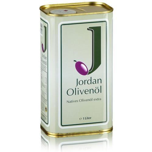 Jordan Olivenöl – Natives Olivenöl extra (1 l) für 11,89€ für Primer