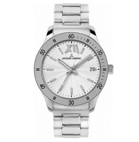 Jacques Lemans Rome 1 1677B Herren Armbanduhr für 40€ (statt 99€)