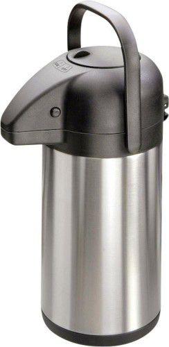 """Pump Isolierkanne """"Pumpy"""" (Edelstahl, 2,2 Liter) für 14,94€   TOP"""