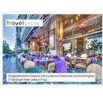 5* Boutique Hotel Jalta in Prag – 1 bis 4 Übernachtungen ab 49€ p.P. Nacht