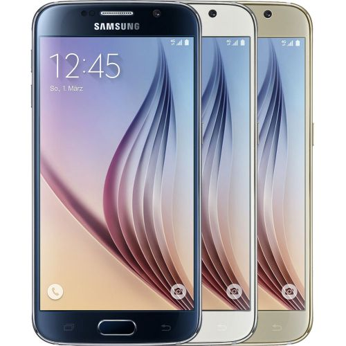Samsung Galaxy S6 32GB mit WAM 6500 Multiroom Speaker für 399€