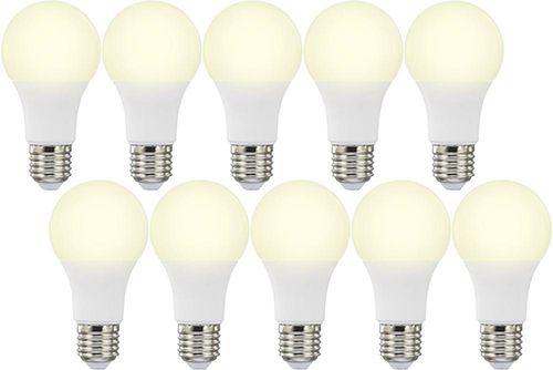 10er Set E27 10W LED Lampen für 24,44€ (statt 30€)