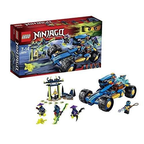 15% Rabatt auf alle Spielwaren bei Thalia (auch auf Saleware)   z.B. Lego Nexo Knights Clays Klingen Cruiser für 25,49€ (statt 44€)