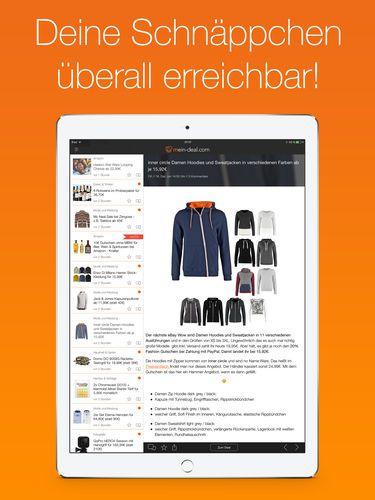 WICHTIG! iOS Update laden   Rechts/Links wischen eingebaut   iPad Pro App released   Dealhilfe integriert   Schneller geworden