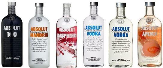 Absolut Wodka bis zu 30% reduziert als Amazon Tagesangebot