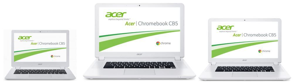 Acer Chromebooks nur heute ab 179€ als Amazon Tagesangebot