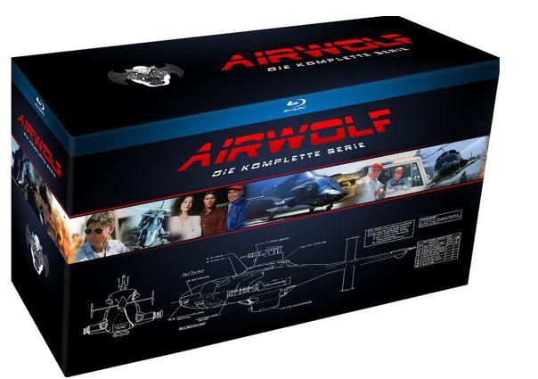 Airwolf Airwolf   komplette Serie auf Blu ray für 74,97€    schnell sein!