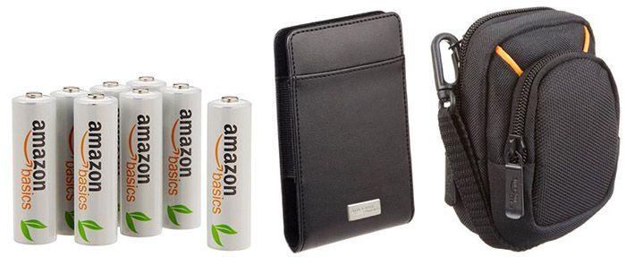 20% Rabatt auf AmazonBasics   Vorgeladene Akkus, Batterien und Zubehör